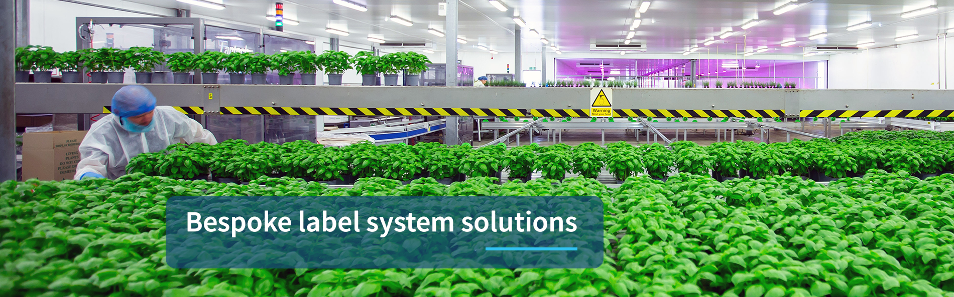 Barcode Label System Solutions