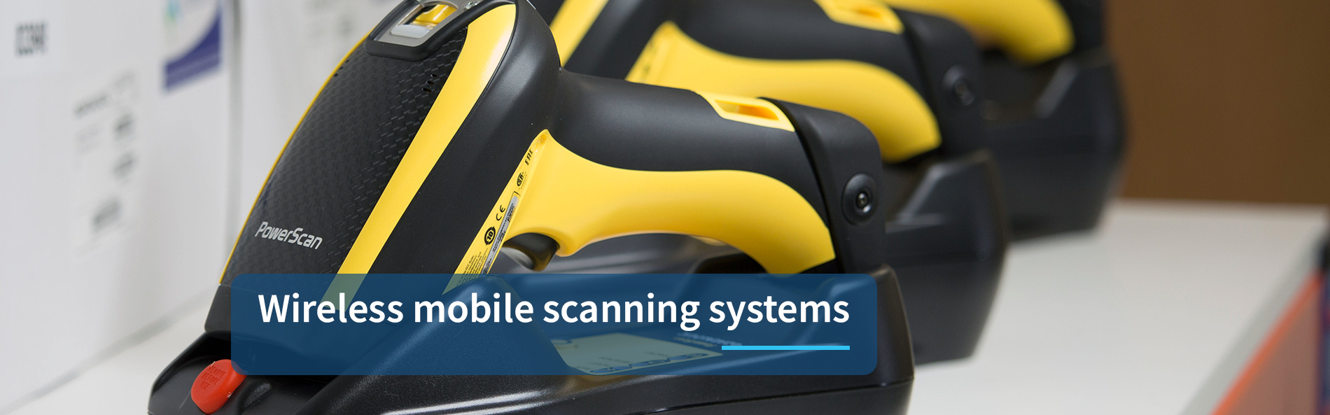 Mobile Wireless scanning systems