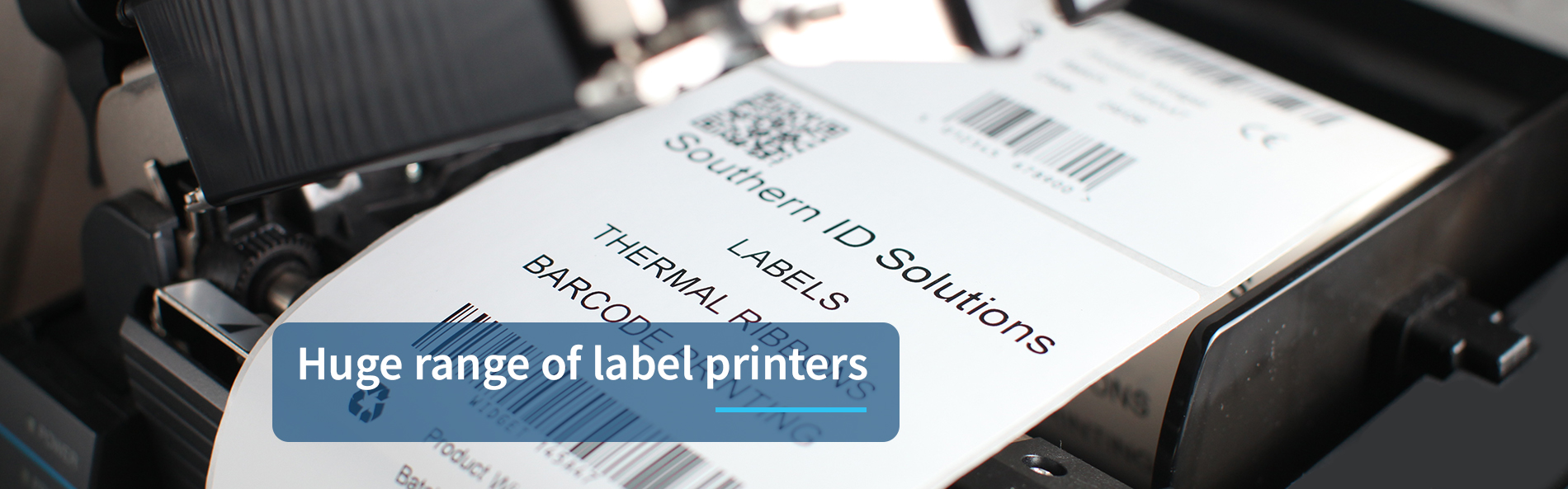 Huge Range of Label Printers